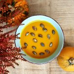 Hokkaido polievka a tekvice hokaido - recept